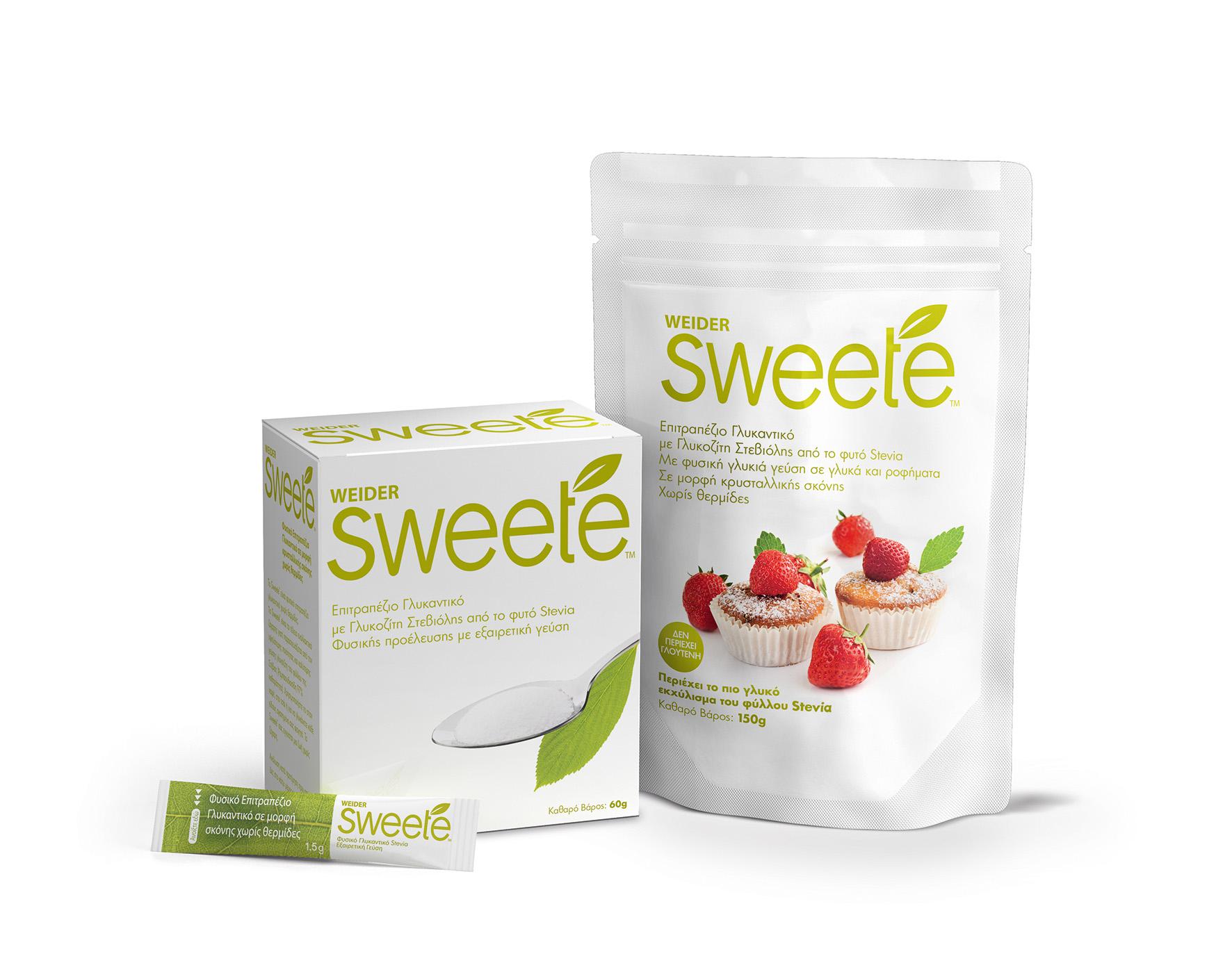 Sweete γλυκαντικό από Στέβια - Διαβητικό χωριό 2013